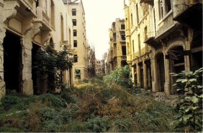 Neoliberal Urbanism as an Obstacle to Positive Peace | The Case of Beirut Central District